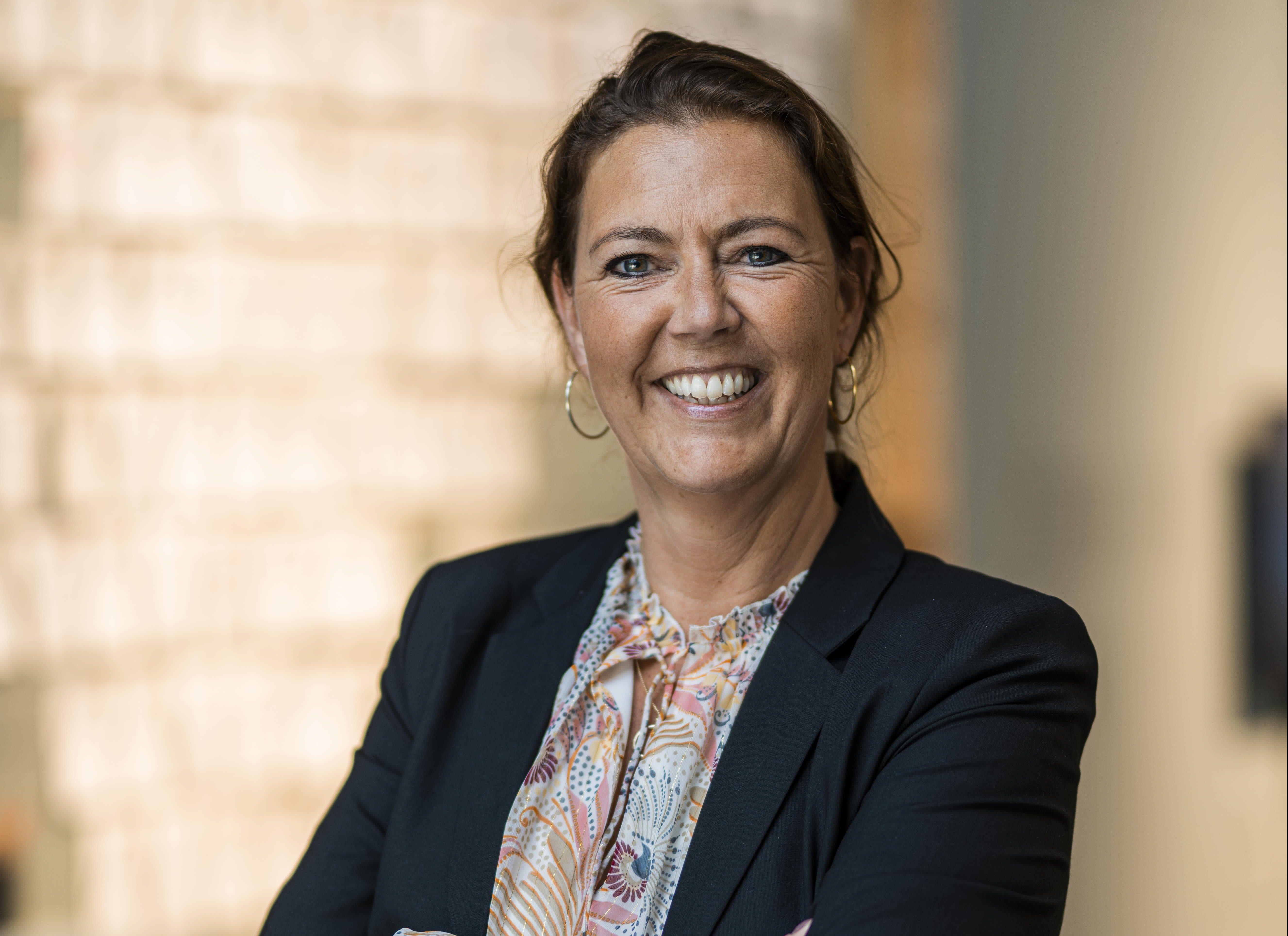 Christina Hvid, formand, Fonden Hornbæk Kunstmuseum