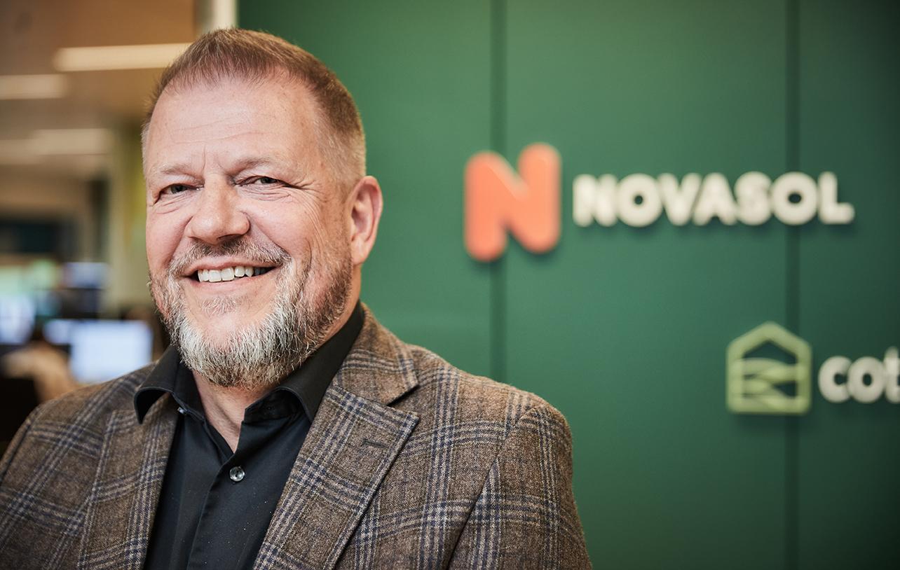 Per Brogaard, CCO, Novasol. (PR-foto)