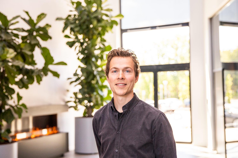 Mark Hauge Østergaard, forretningsudvikler, Destination Fyn, (PR-foto)
